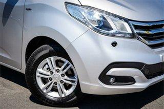2016 LDV G10 SV7A Silver 6 Speed Sports Automatic Wagon.