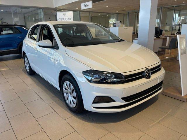 New Volkswagen Polo Liverpool, 70TSI TLine 1.0 Turbo Ptrl 7spd DSG Hth