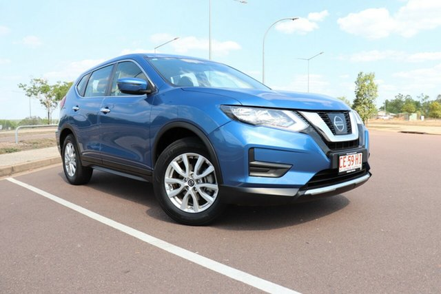 Pre-Owned Nissan X-Trail T32 Series II ST X-tronic 4WD Palmerston, 2019 Nissan X-Trail T32 Series II ST X-tronic 4WD Blue 7 Speed Continuous Variable Wagon