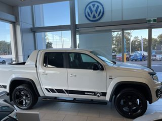 2021 Volkswagen Amarok 2H MY21 TDI580 4MOTION Perm W580S Candy White 8 Speed Automatic Utility