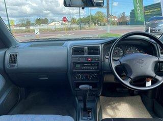 1997 Nissan Pulsar LX Silver 4 Speed Automatic Sedan