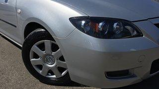 2007 Mazda 3 BK10F2 Neo Billet Silver 4 Speed Sports Automatic Sedan.