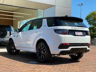 2021 Land Rover Discovery Sport L550 21MY D200 R-Dynamic SE White 9 Speed Sports Automatic Wagon