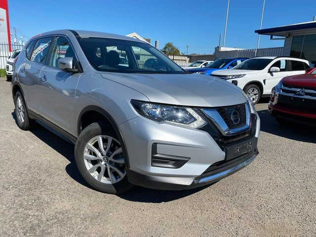 Used Nissan X-Trail T32 Series II ST X-tronic 4WD Hillcrest, 2019 Nissan X-Trail T32 Series II ST X-tronic 4WD Silver 7 Speed Constant Variable Wagon