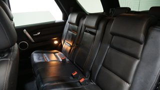 2014 Ford Territory SZ Titanium Seq Sport Shift Red 6 Speed Sports Automatic Wagon