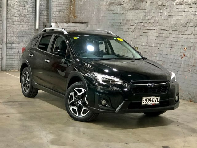 Used Subaru XV G5X MY18 2.0i-S Lineartronic AWD Mile End South, 2018 Subaru XV G5X MY18 2.0i-S Lineartronic AWD Black 7 Speed Constant Variable Wagon