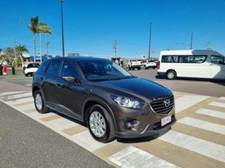 2016 Mazda CX-5 MY17 Maxx Sport (4x4) Grey 6 Speed Automatic Wagon.