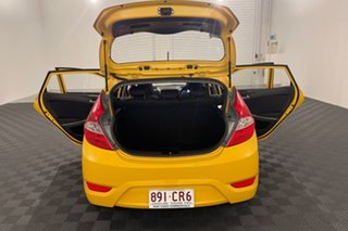 2019 Hyundai Accent RB6 MY19 Sport Yellow 6 speed Manual Hatchback