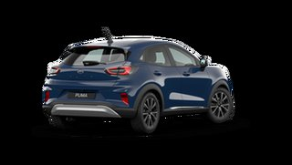 2020 Ford Puma JK 2021.25MY Puma Blazer Blue 7 Speed Sports Automatic Dual Clutch Wagon.