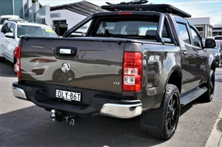 2016 Holden Colorado RG MY17 LTZ Pickup Crew Cab Brown 6 Speed Sports Automatic Utility