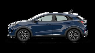 2020 Ford Puma JK 2021.25MY Puma Blazer Blue 7 Speed Sports Automatic Dual Clutch Wagon