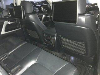 2018 Toyota Landcruiser VDJ200R Sahara White 6 Speed Sports Automatic Wagon