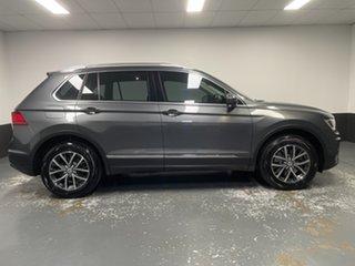 2017 Volkswagen Tiguan 5N MY17 132TSI DSG 4MOTION Comfortline Indium Grey 7 Speed