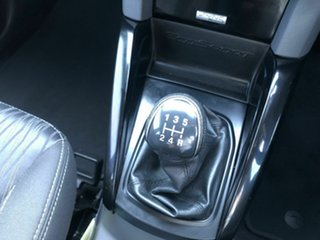 2015 Ford Ecosport BK Trend Black 5 Speed Manual Wagon