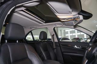 2013 Mercedes-Benz C-Class W204 MY13 C250 CDI 7G-Tronic + Avantgarde Tenorite Grey 7 Speed