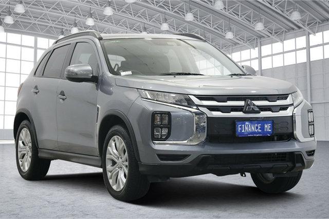 Used Mitsubishi ASX XD MY20 LS 2WD Victoria Park, 2020 Mitsubishi ASX XD MY20 LS 2WD Titanium 1 Speed Constant Variable Wagon