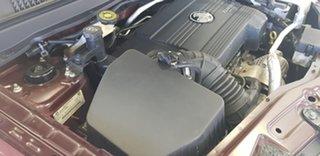 2013 Holden Captiva CG Series II MY12 5 AWD Burgundy 6 Speed Sports Automatic Wagon