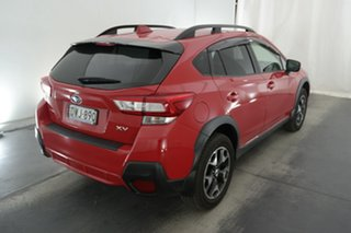 2018 Subaru XV G5X MY18 2.0i-L Lineartronic AWD Pure Red 7 Speed Constant Variable Wagon