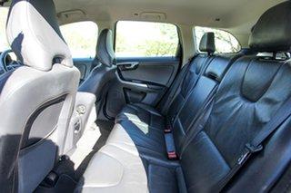 2012 Volvo XC60 DZ MY12 T5 PwrShift Grey 6 Speed Sports Automatic Dual Clutch Wagon