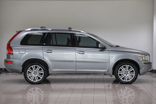 2014 Volvo XC90 P28 MY14 Executive Geartronic Electric Silver 6 Speed Sports Automatic Wagon