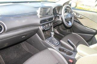 2020 Hyundai Kona OS.3 MY20 Active D-CT AWD Chalk White 7 Speed Sports Automatic Dual Clutch Wagon