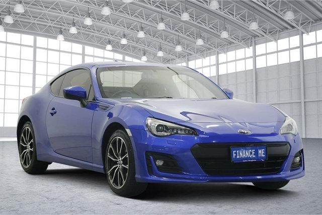 Used Subaru BRZ Premium Victoria Park, 2019 Subaru BRZ Premium Blue 6 Speed Manual Coupe