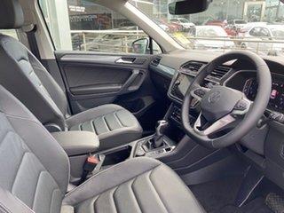 2021 Volkswagen Tiguan 5N MY21 132TSI Life DSG 4MOTION Pure White 7 Speed