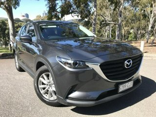 2016 Mazda CX-9 TC Sport SKYACTIV-Drive Grey 6 Speed Sports Automatic Wagon.