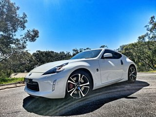 2021 Nissan 370Z Z34 MY20 Shiro White 7 Speed Sports Automatic Coupe.