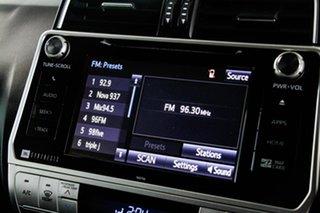 2018 Toyota Landcruiser Prado GDJ150R MY18 VX (4x4) Crystal Pearl 6 Speed Automatic Wagon