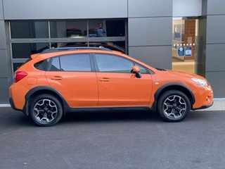 2014 Subaru XV G4X MY14 2.0i-L Lineartronic AWD Orange 6 Speed Constant Variable Wagon.