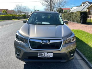 2021 Subaru Forester S5 MY21 2.5i CVT AWD Sepia Bronze 7 Speed Constant Variable Wagon.