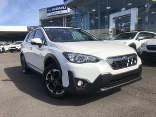 2021 Subaru XV G5X MY21 2.0i Lineartronic AWD Crystal White 7 Speed Constant Variable Wagon.