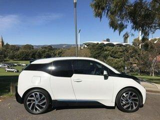 2014 BMW i3 I01 60Ah White 1 Speed Automatic Hatchback.