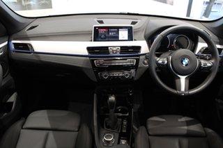 2020 BMW X1 F48 LCI sDrive18d Steptronic Alpine White 8 Speed Sports Automatic Wagon