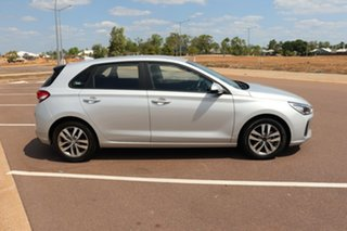 2019 Hyundai i30 PD2 MY19 Active Silver 6 Speed Automatic Hatchback.