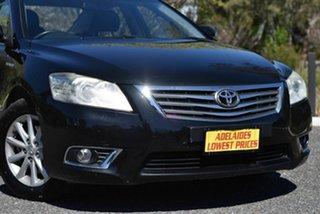 2011 Toyota Aurion GSV40R MY10 Prodigy Black 6 Speed Sports Automatic Sedan