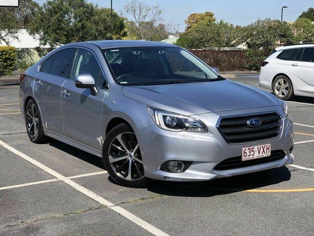 Used Subaru Liberty B6 MY15 2.5i CVT AWD Premium Chermside, 2015 Subaru Liberty B6 MY15 2.5i CVT AWD Premium Silver 6 Speed Constant Variable Sedan