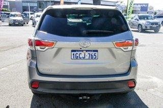2016 Toyota Kluger GSU50R GX 2WD Silver 6 Speed Sports Automatic Wagon.