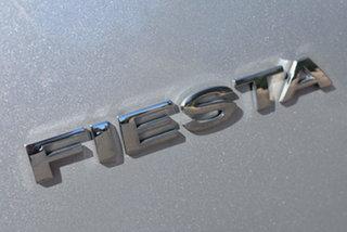 2008 Ford Fiesta WQ LX Silver 5 Speed Manual Hatchback