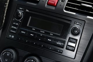 2014 Subaru XV G4X MY14 2.0i AWD Satin White Pearl 6 Speed Manual Wagon