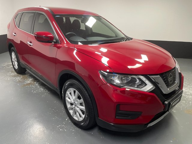 Used Nissan X-Trail T32 Series II ST X-tronic 2WD Cardiff, 2018 Nissan X-Trail T32 Series II ST X-tronic 2WD Red 7 Speed Constant Variable Wagon