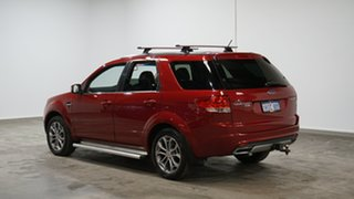 2014 Ford Territory SZ Titanium Seq Sport Shift Red 6 Speed Sports Automatic Wagon.
