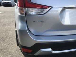 2021 Subaru Forester S5 MY21 2.5i-S CVT AWD Ice Silver 7 Speed Constant Variable Wagon