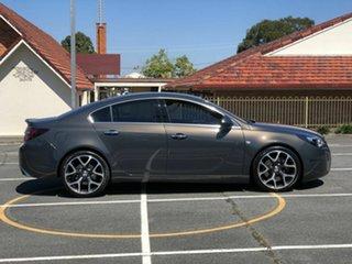 2015 Holden Insignia GA MY16 VXR AWD Grey 6 Speed Sports Automatic Sedan.