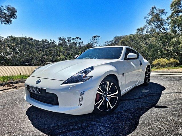 Demo Nissan 370Z Z34 MY20 St Marys, 2021 Nissan 370Z Z34 MY20 Shiro White 7 Speed Sports Automatic Coupe