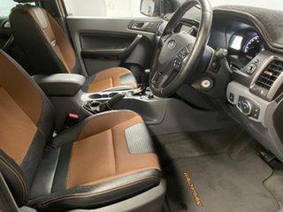2017 Ford Ranger PX MkII Wildtrak Double Cab Pride Orange 6 Speed Sports Automatic Utility
