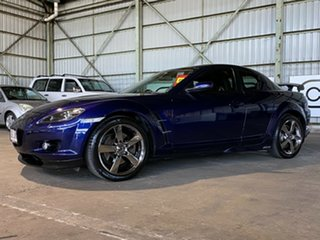 2004 Mazda RX-8 FE1031 Blue 6 Speed Manual Coupe.