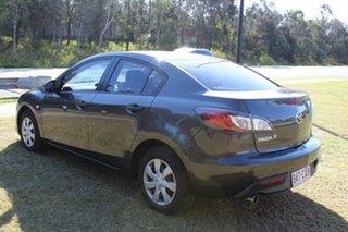 2009 Mazda 3 BL10F1 Neo Grey 6 Speed Manual Sedan