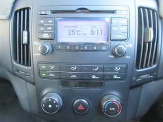 2009 Hyundai i30 FD MY09 SX Silver 4 Speed Automatic Hatchback
